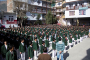 Kullu Valley School-Assembly